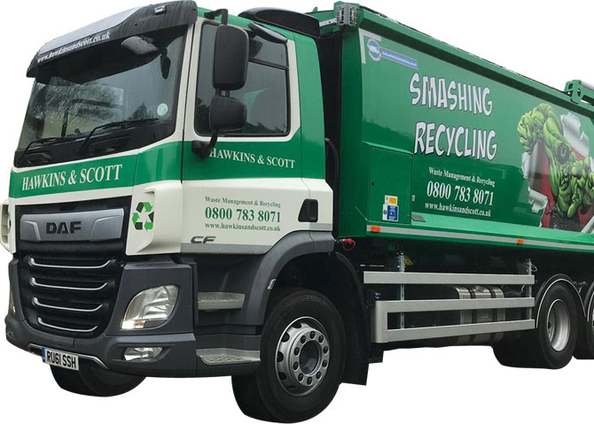 Waste Collection & Rubbish Removal Reigate